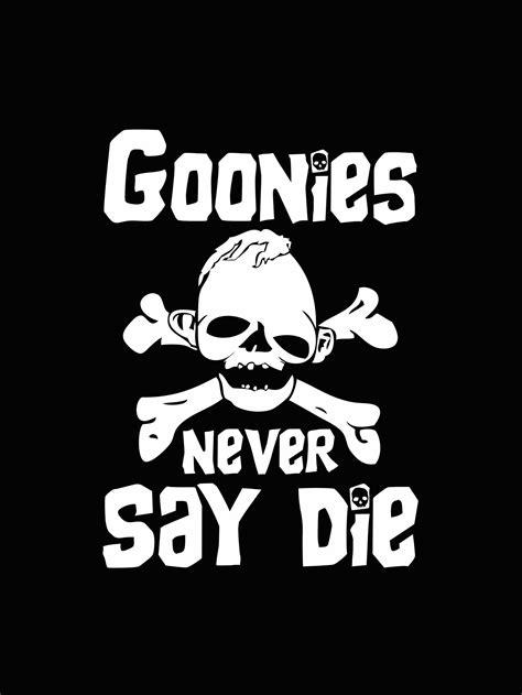 The Goonies Never Say Die Singlet