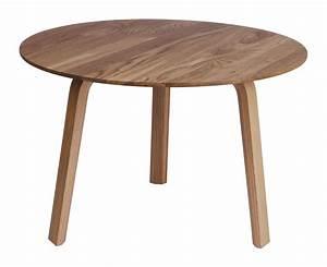 Table Basse Hauteur 60 Cm : table basse bella 60 h 39 cm ch ne naturel hay ~ Dailycaller-alerts.com Idées de Décoration