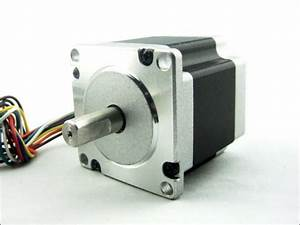 Stepper Motor Wiring Connection