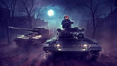 Tanks 4k Tank Halloween Wallpapers Games Pc