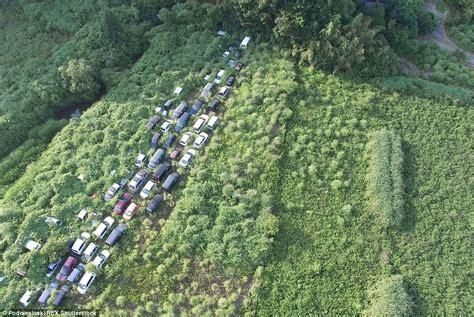 How Fukushima exclusion zone has become an overgrown ...