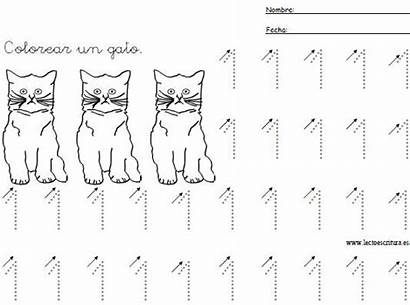 Imprimir Numeros Recortar Preescolar Ejercicios Uno Imagui