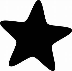 Black Star Clip Art at Clker.com - vector clip art online ...