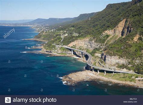Sea Cliff Bridge Near Wollongong South Of Sydney New South
