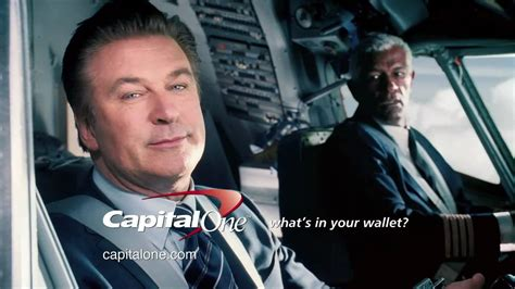 """Making payments towards your commercial bank credit card. Capital One Venture Card Commercial """"Airport"""" - YouTube"""