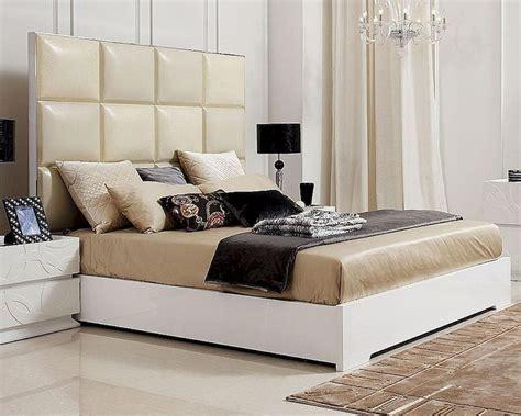 high headboard modern bed bbd