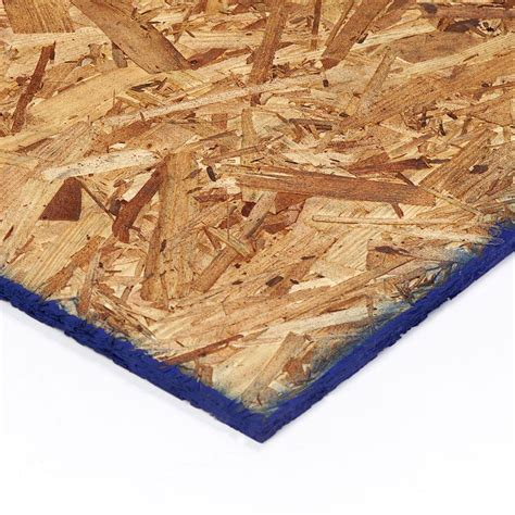 12 4 Ft X 8 Ft Oriented Strand Board787792  The Home