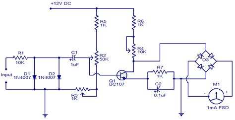 Wiring Diagram For Tachometer by Circuit Diagram Of Tachometer Circuit Diagram Images