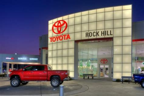 Toyota Of Rock Hill Sc by Toyota Of Rock Hill Rock Hill Sc 29730 Car Dealership