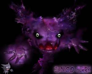 Real Life Haunter Pokemon