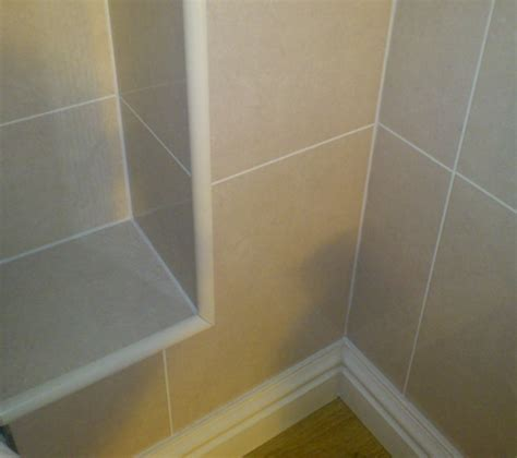 63 Ceramic Bath Trim Tiles, Shower Accent Tile With Metal