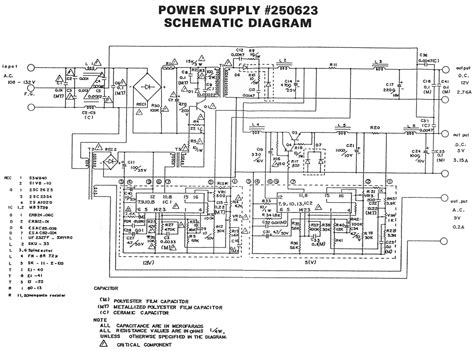 Power Supply Schematic Bit Living