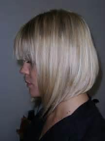 Carré Plongeant Avec Meche : maxalae coupe de cheveux carre degrade avec frange ide ~ Louise-bijoux.com Idées de Décoration