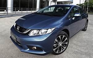 Novo Honda Civic 2015  U2013 Pre U00e7o  Consumo  Ficha T U00e9cnica