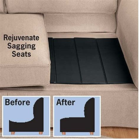 settee support furniture savers restore firm support to cushions give