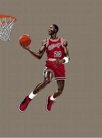 Jordan Michael Dunk Background Drawing Wallpapers Cartoon