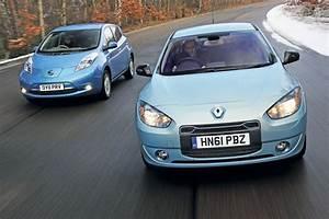 E Auto Renault : renault fluence z e vs nissan leaf group tests auto ~ Jslefanu.com Haus und Dekorationen