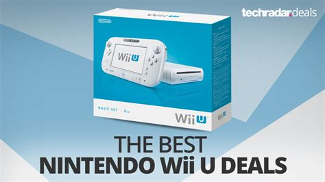 cheap nintendo wii u console the cheapest nintendo wii u prices sales deals in may