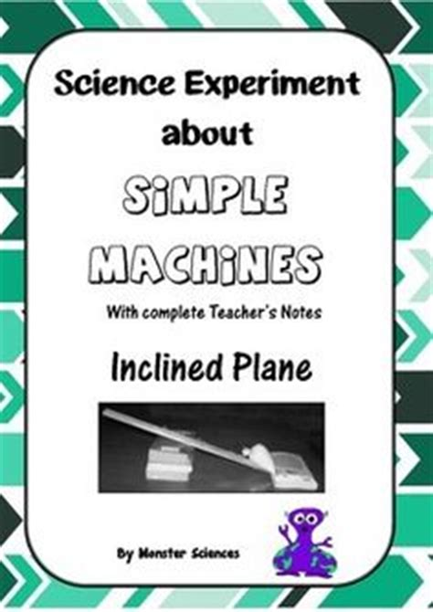 simple machines worksheets and simple on pinterest