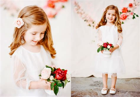 Wedding Hairstyles For Girls : Wedding Hairstyles For Little Girls