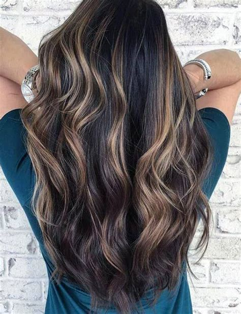 What Is The Difference Between And Brown Hair by Difference Between Highlights And Lowlights Hair