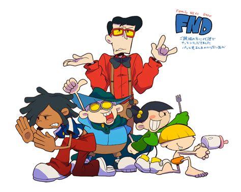 Knd Cartoonnetwork Kid's Next Door Dumbledorathexplora •