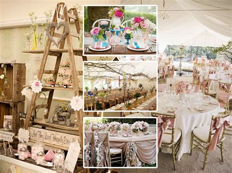 vintage wedding decorations 15 effortlessly romantic