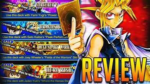 Yu Gi Oh Duel Links What Is The Best Structure Deck For