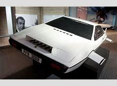 Liste des voitures dans la série 007