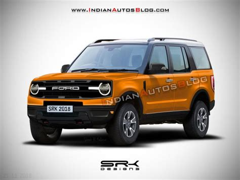 ford bronco iab rendering