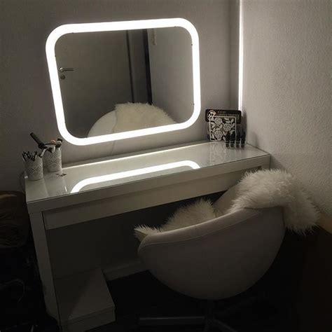 Ikea Badspiegel Storjorm by Ikea Schminktisch Mit Spiegel Und Beleuchtung Wohn Design