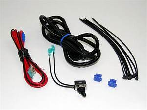Kc Hilites 6302 Wiring Harness  Atv