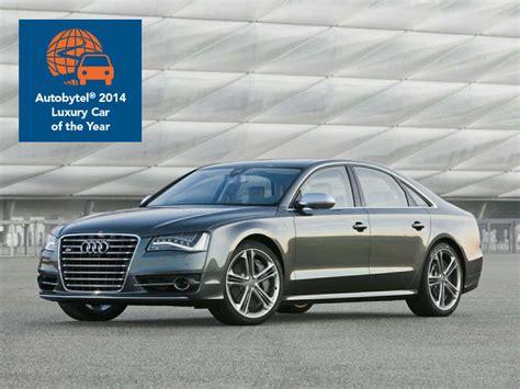 Autobytel 2014 Luxury Car Of The Year Audi S8 Autobytelcom