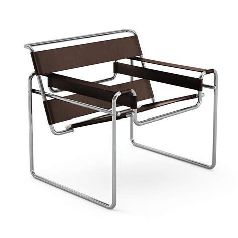 marcel breuer wassily chair knoll modern furnishings