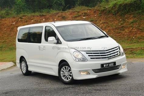 Review Hyundai Starex by Hyundai Grand Starex Royale Royally Updated Autoworld