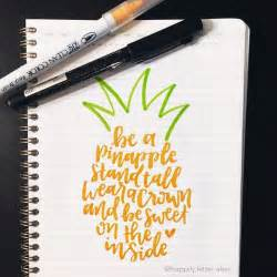 Calligraphy Drawings with Quotes