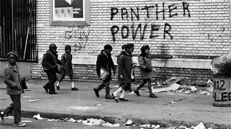 What The Black Panthers Taught Donald Trump