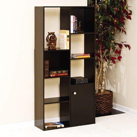 Sauder Black Bookcase by Sauder Market Park Multi Cubby Bookcase Black Apricot