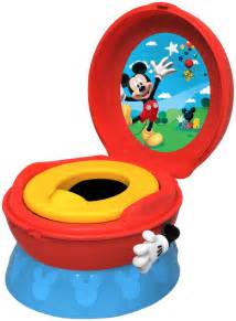 mickey mouse 3 in 1 celebration potty system potty concepts