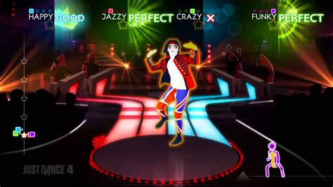 Just Dance 4  Gameplay  Moves Like Jagger  Maroon 5 Feat Christina Aguilera Youtube