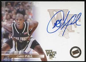 2005/06 Press Pass Autographed #CP Chris Paul Rookie ! | eBay