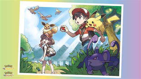 pokemon lets  photograph uhd  wallpaper pixelz