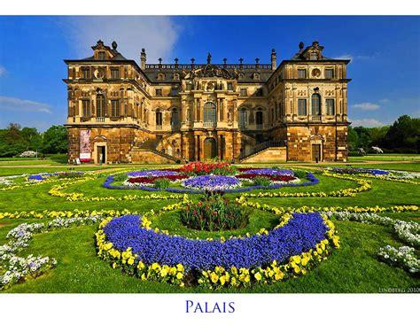 Der Große Garten Dresden by Das Palais Im Gro 223 En Garten Dresden Foto Bild