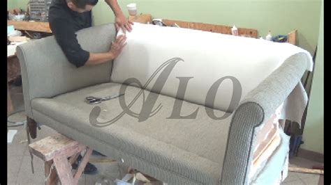 how to reupholster a settee diy how to reupholster a with roll arms alo