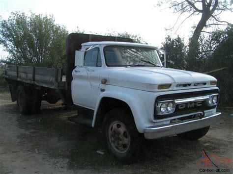 1966 Gmc 2 1/2 Ton Dump Truck
