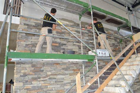 Steinwand Fuer Innen Und Aussen by Steinw 228 Nde Steinwand F 252 R Innen Innenbereich Au 223 Enbereich