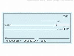 blank cheque template autos post With large fake check template