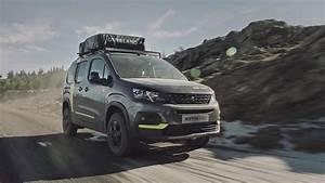 Peugeot Rifter 4x4 : peugeot rifter 4x4 concept youtube ~ Medecine-chirurgie-esthetiques.com Avis de Voitures