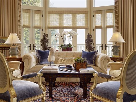 5 Living Rooms That Prove The Power Of Symmetry