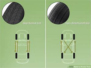 How To Rotate Tires  10 Steps  With Pictures
